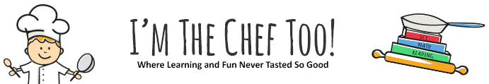 I'm The Chef Too! Logo